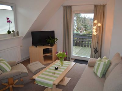 Photo for Upper floor apartment - Holiday apartment house Bahlo