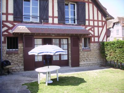Photo for Apartment, Hermanville sur Mer 14880