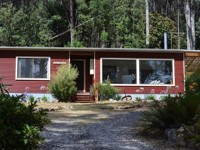 Photo for The Cottage, 2 bedroom luxury ECO SPA cabin nestled in the forest mountains