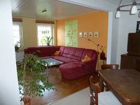 Beautiful, spacious house and garden,extremely well equipped and furnished, home from home !