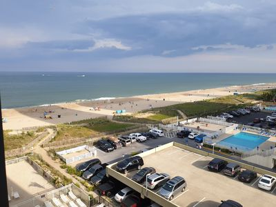 Photo for Beach-front 2bd 1.5 Bath Renovated Condo