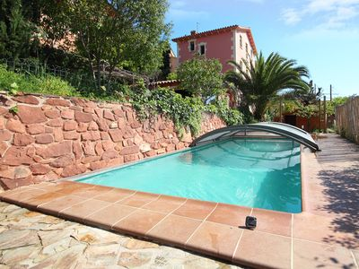 Photo for El Reco, villa with character close to Barcelona