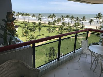 "Photo for Charming Apt ""Foot in the Sand"", 3 suites, terraces with total view to the Sea, mod-6"