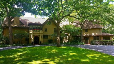 Photo for Beautiful Historic Tudor Mansion with Lake Frontage
