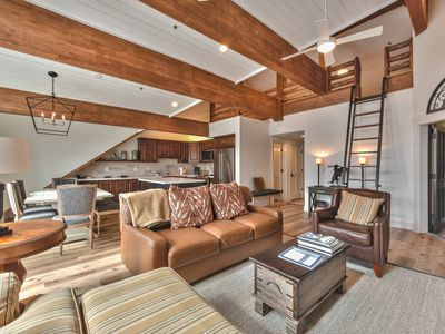 Photo for Gorgeous Deer Valley Condo with Private Hot Tub Located Minutes Away from Ski!