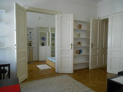 Photo for 2 room apartment in central location