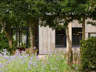 Photo for Renovated barn in chic cottage and charm. Your holiday home in Brittany.