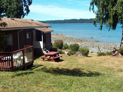 Photo for Waterfront Summer Cottage