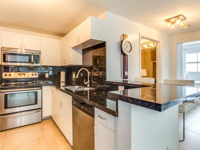Photo for Brickell - Two-Bedroom Luxe Suite Water View - Sleeps 4 - RFH202