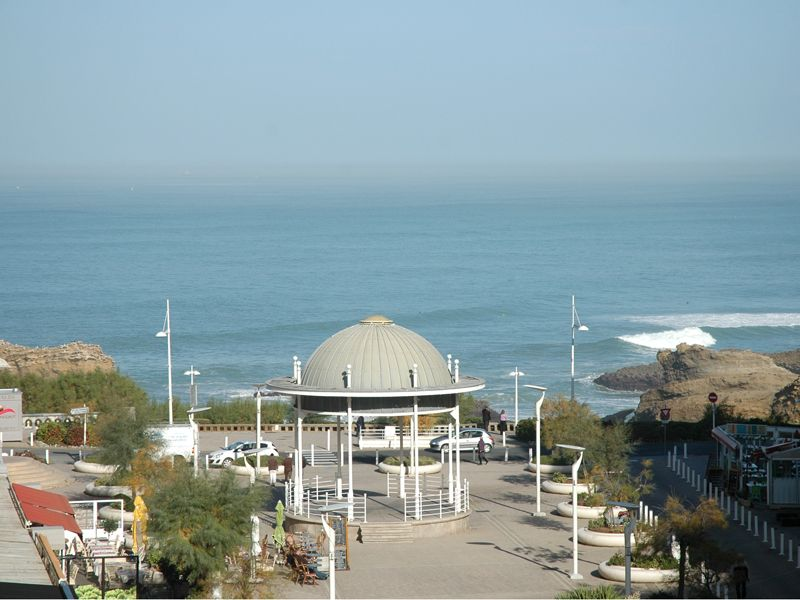 Biarritz for rent beautiful sea view apartment in ... - 6072150