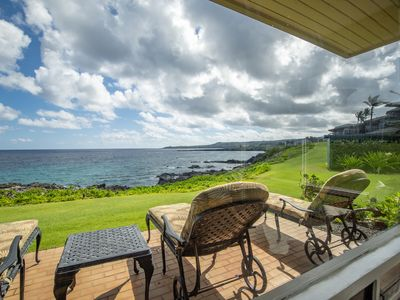 Photo for Kapalua Bay Villa Stunning Panoramic Ocean Views!