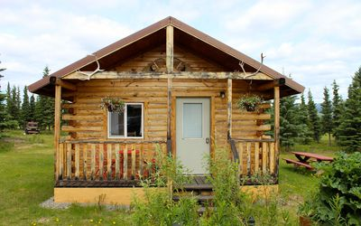 Photo for Mountain Cabin In  Denali, AK .  Life is better at the Cabin.