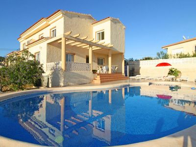 Photo for Vacation home Eike (CLP282) in Calpe/Calp - 9 persons, 4 bedrooms