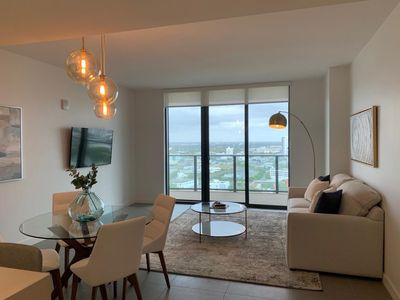 Photo for Brand new Designer Style Apartment in Edgewater with Stunning Views