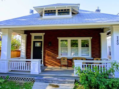 Photo for Beautiful Historic Bungalow