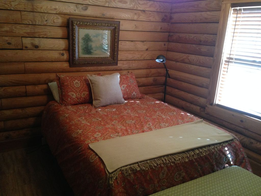 cabin conservation hotels log yards deal south the private image s hartwell area beach in cabins property home ha lake luxury dock from carolina rentals bed on