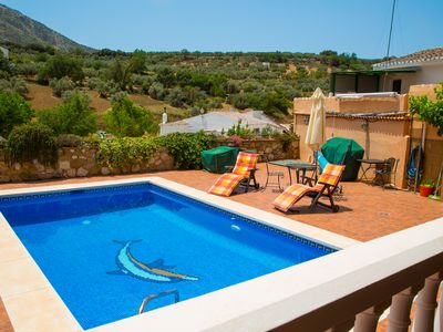 Photo for 4 Bedroom Townhouse with Large Terrace and Private Pool