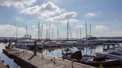 Photo for Ripple, Poole - Two Bedroom Apartment, Sleeps 4