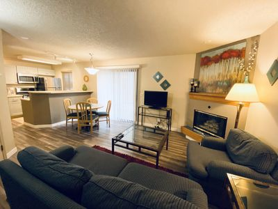 Photo for Clean & Cozy One Bedroom Condo W/ Kitchen In DTC