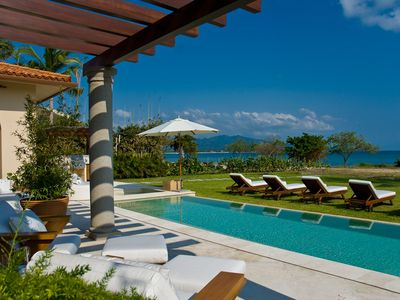 Photo for Villa Esmeralda - Ideal for Couples and Families, Beautiful Pool and Beach