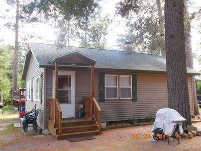 Photo for Rustic and Cozy 2br, only 2 miles away for off-water