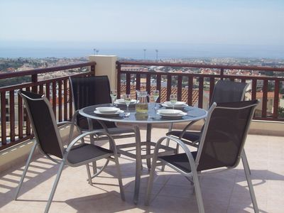 Luxury Apartment In A Quiet Location With Stunning Views And A Huge Balcony