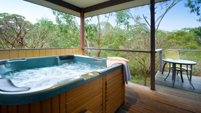 Photo for Swiss Mt. Villa 2 - Outdoor Jacuzzi!