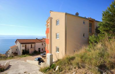 Photo for Apartment in Duće (Omiš), capacity 2+2
