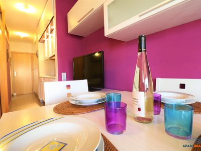 Photo for ApartBeach Internacional, first line and air-conditioned
