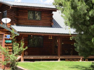 Photo for Riverdance Home on the Rio Grande River South Fork Co Sleeps 6 adults