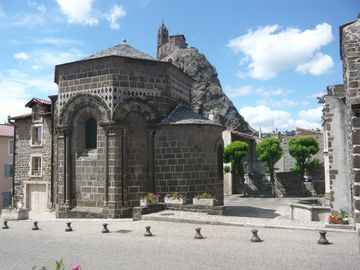 Rocher Corneille, Le Puy en Velay, France