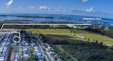 Just 2 Miles From Anna Maria Beaches to Home