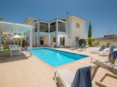 Photo for Villa Orka, Beautiful 3BDR Protaras Villa with Private Pool, Close to amenities