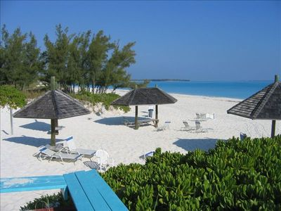 Owner's and guest's access to Treasure Cay Beach (adjacent the pool)