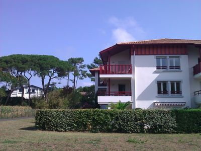 Photo for ANGLET / BIARRITZ near beaches, GARDEN, WIFI, eq. BB, forest, Golf, Thalasso
