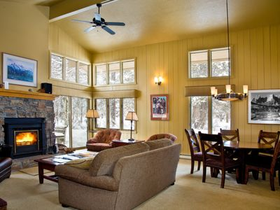 Photo for Private, serene home in the Aspens. Great home base for all your adventures.