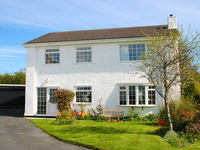 Photo for ANGLESEY WHITE HAVEN, pet friendly in Llandegfan, Ref 951968