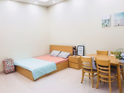 Photo for Spacious, fully equipped studio apartment, central Hanoi