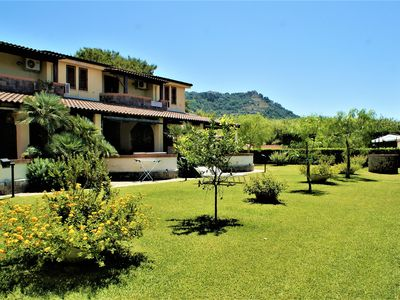 Photo for CILENTO VILLA WITH POOL AND GARDEN 200 MT FROM BEACH - 8 PEOPLE