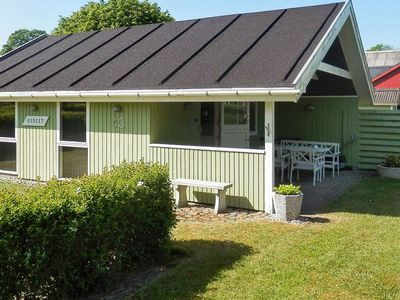 Photo for Comfortable Holiday Home in Jutland with Terrace