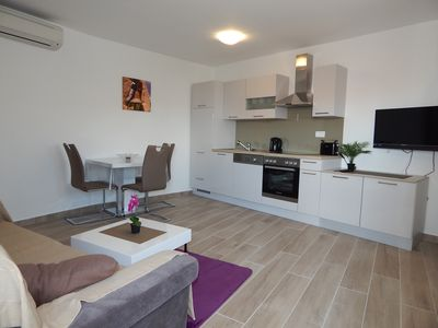 Photo for One bedroom apartment **** near beach