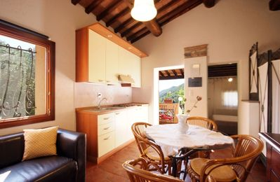 Photo for In panoramic position and with sea view – Il Villino