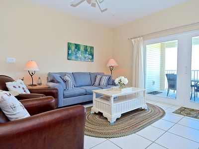 Photo for Seaside 202 AMAZING 3 Bedroom 2 Bathroom Gulf Front Corner Unit