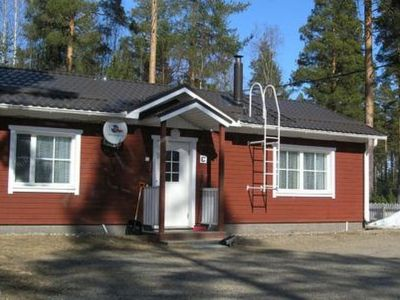 Photo for Vacation home Ekokatti c in Sotkamo - 6 persons, 2 bedrooms