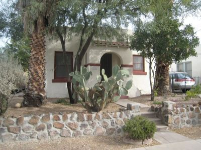 Photo for Historic Cottage (Downtown, UofA). $1000/month June, July, August!