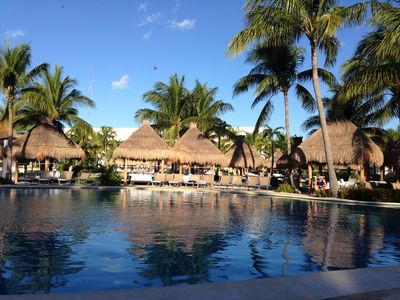 Photo for Suite at The Bliss, Riviera Maya: pools, private beach, entertainment, dining