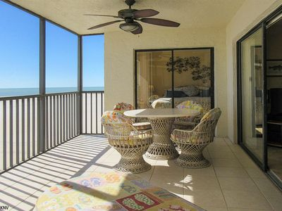 Photo for Fabulous Beachfront Corner Condo at Carlos Pointe Resort w/ Million$ Gulf View! Heated Pool!