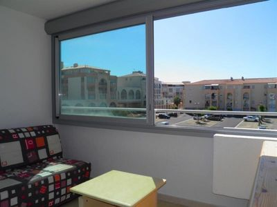 Photo for Apartment Sète, studio flat, 4 persons