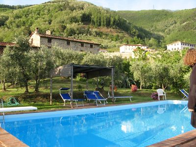Photo for Great 16th Century Villa Faithfully Restored For The Family or Romantic Vacation