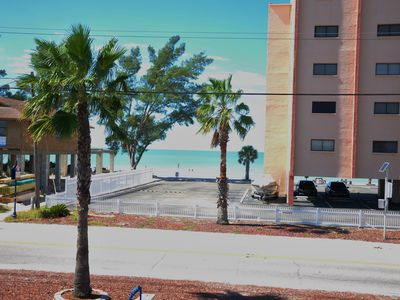 Photo for Gorgeous One Bedroom 2nd floor Gulf View of Sunset Beach